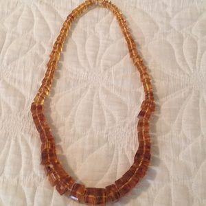 Vintage Baltic amber